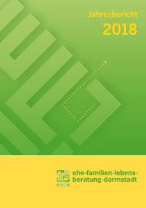 Titel Jahresbericht 2018 der EFLB Darmstadt